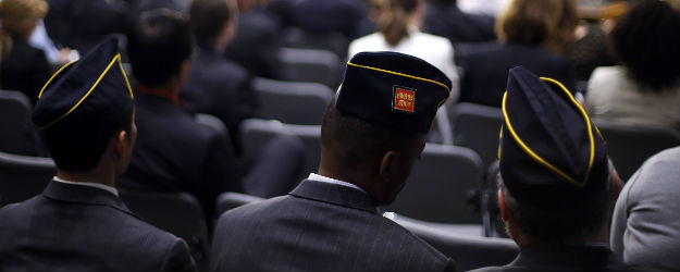 One in Four Vets Know a Military Sexual Trauma Victim