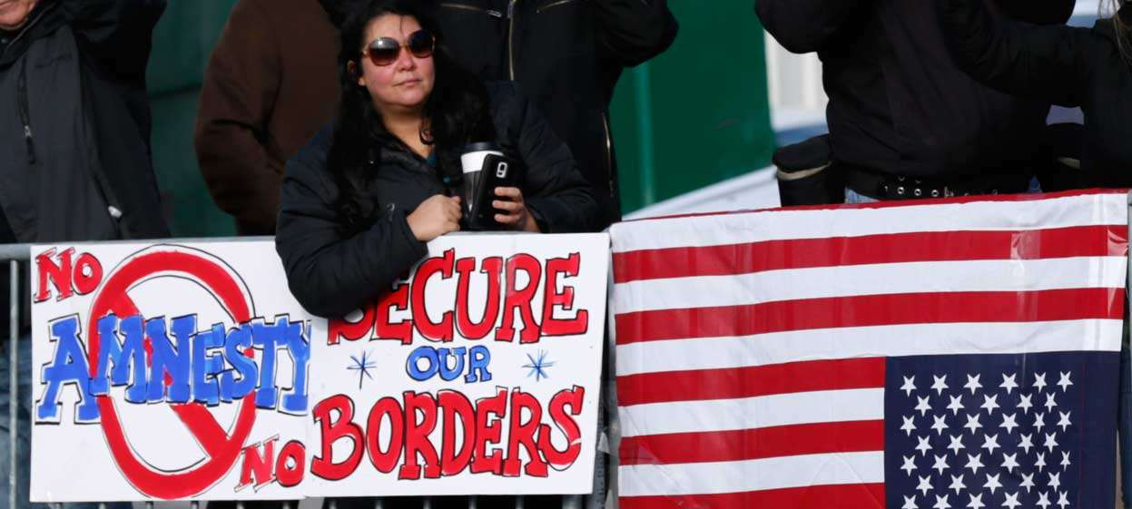 In U.S., Six in 10 Dissatisfied With Immigration Levels