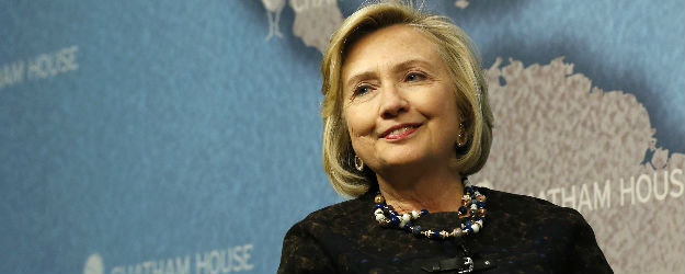 Hillary Clinton Maintains Positive Image in U.S.