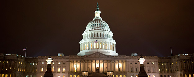 Most in U.S. Say Politics in Washington Cause Serious Harm