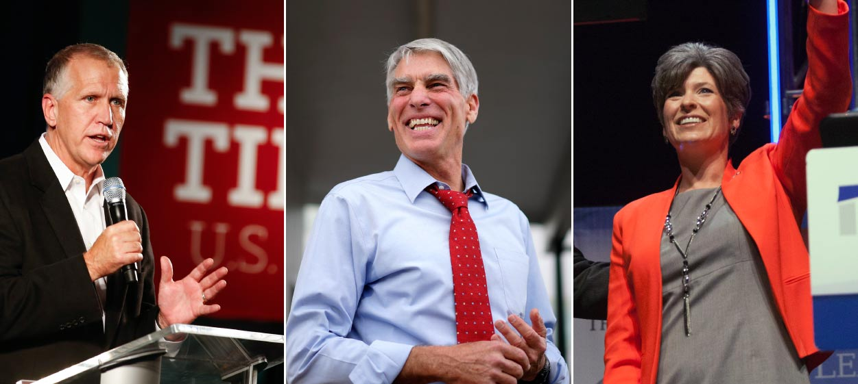 Obama Effect Likely Negative in Key Senate Races