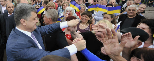 Corruption a Major Obstacle for Ukraine's Next President