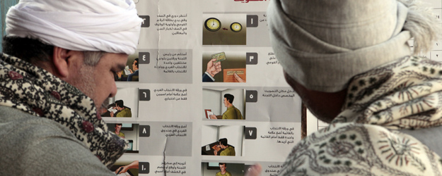 Most Egyptians Plan to Cast Ballots in Presidential Election
