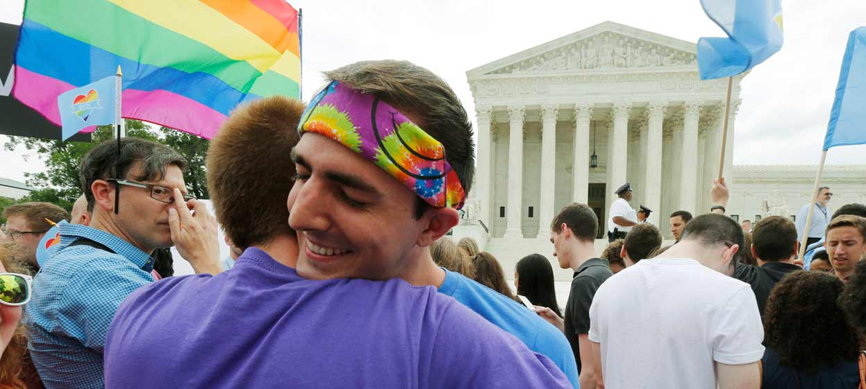 U.S. Support for Gay Marriage Stable After High Court Ruling