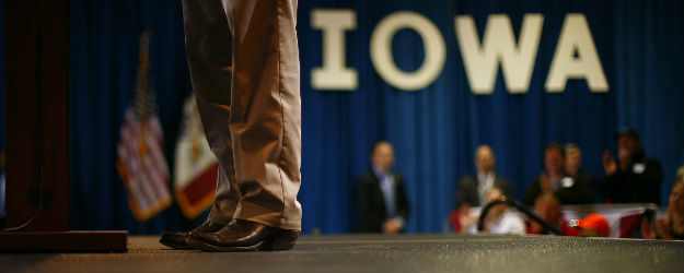 Iowa: As Midterm Election Looms, Obama's Support Drops