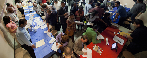 U.S. Perceptions of Job Market Remain Weak but Improved