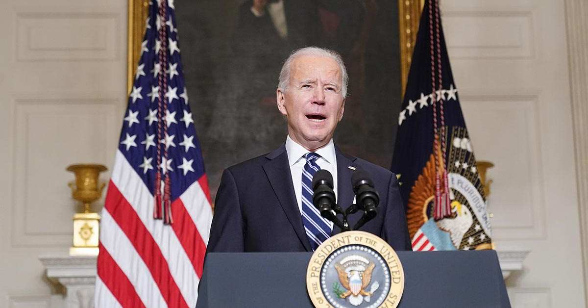Biden Begins Term With 57% Job Approval
