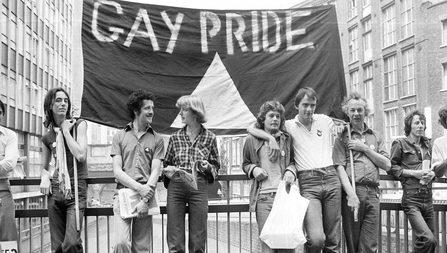 Gallup First Polled on Gay Issues in '77. What Has Changed?