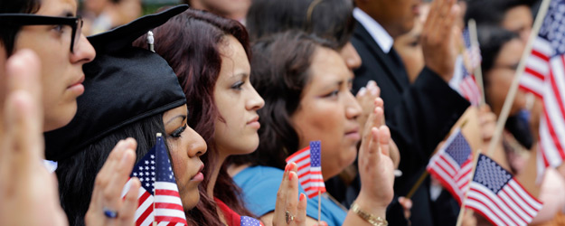Americans More Pro-Immigration Than in Past