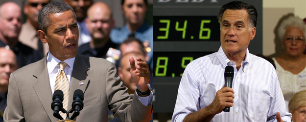 Obama, Romney Each Has Economic Strengths With Americans