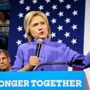 Clinton's Image at Lowest Point in Two Decades