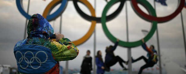 Russians See Gold in Sochi Olympic Games