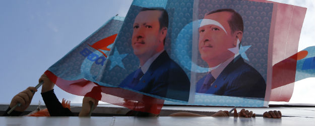 Six in 10 Turks Approve of Erdogan Before Election