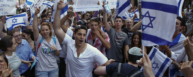 Religion Plays Large Role in Americans' Support for Israelis