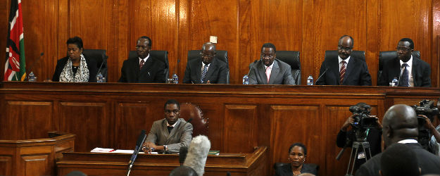 Less Than Half in Africa Confident in Their Judicial Systems