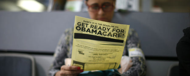 Politics Affect Uninsured Americans' Insurance Intentions