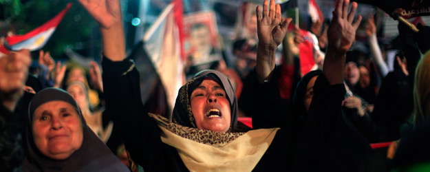 As Morsi Ousted, 'Suffering' Shot Up in Egypt