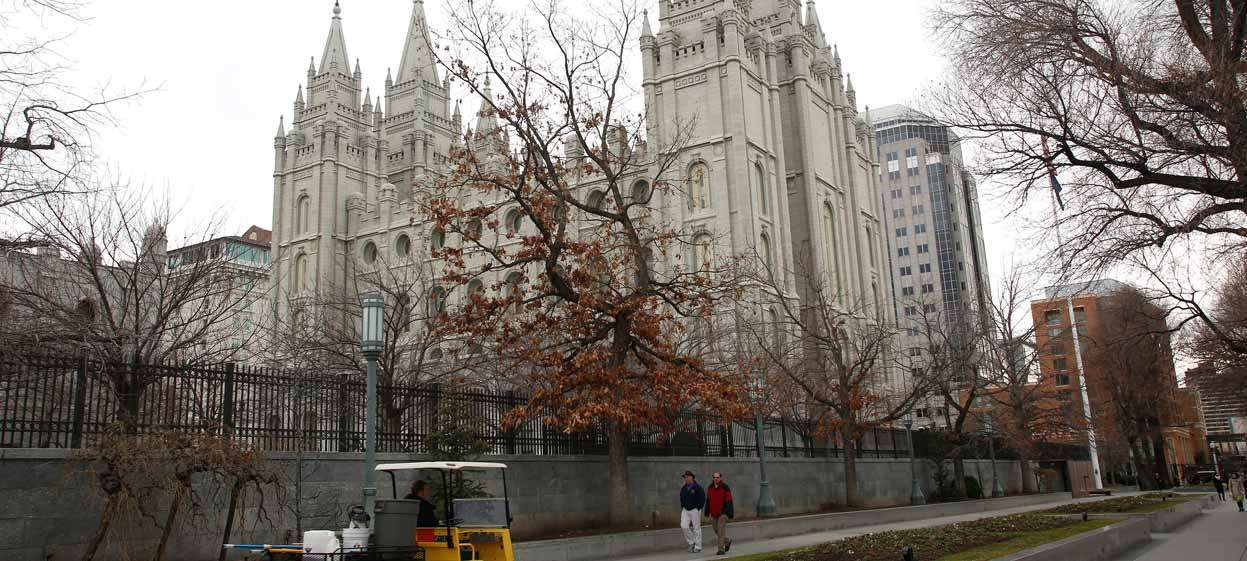 Frequent Church Attendance Highest in Utah, Lowest in Vermont