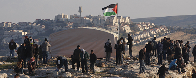 Americans Favor More Pressure on Palestinians Than Israelis