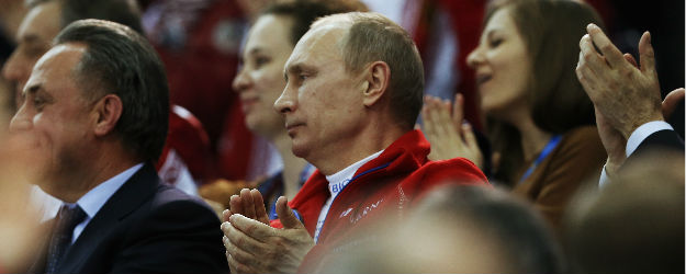 Putin's Popularity Waned at Home Before Olympics