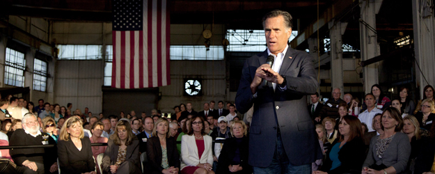 Romney's Challenge: Midwestern, Young, Highly Religious GOP