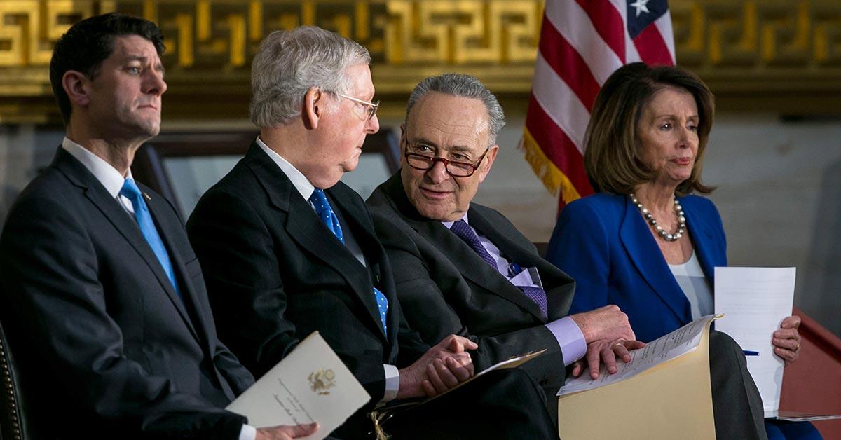 U.S. Congressional Leaders Unpopular on Balance
