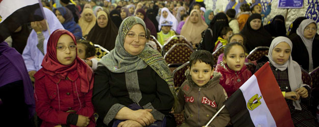 Egyptians Shifted to Islamist Parties as Elections Neared