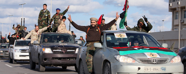 Snapshot: Libyans Want Militias Disarmed Immediately