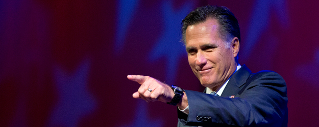 Mitt Romney Brings Strengths and Weaknesses to GOP Stage
