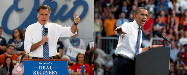 Romney 50%, Obama 46% Among Likely Voters