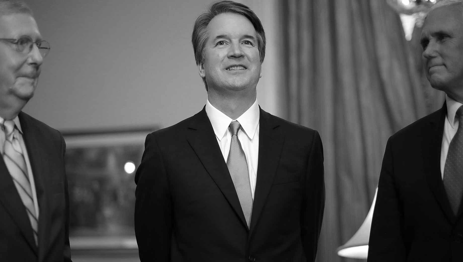 Views of Kavanaugh Confirmation Remain Closely Divided