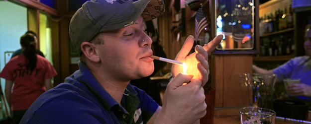 In U.S., Smokers Light Up Less Than Ever