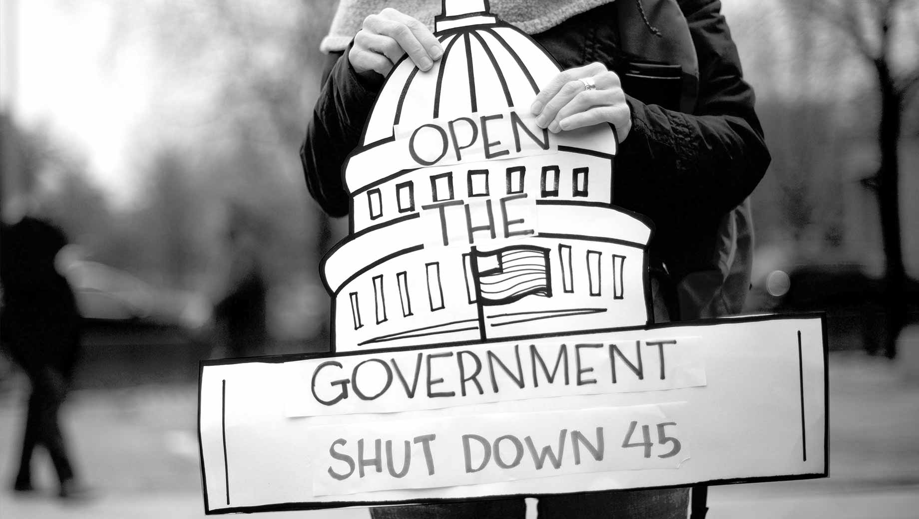 Government Spikes as Key U.S. Problem During Shutdown