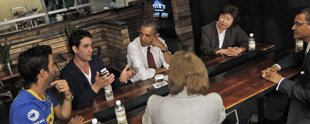 U.S. Business Owners Now Among Least Approving of Obama