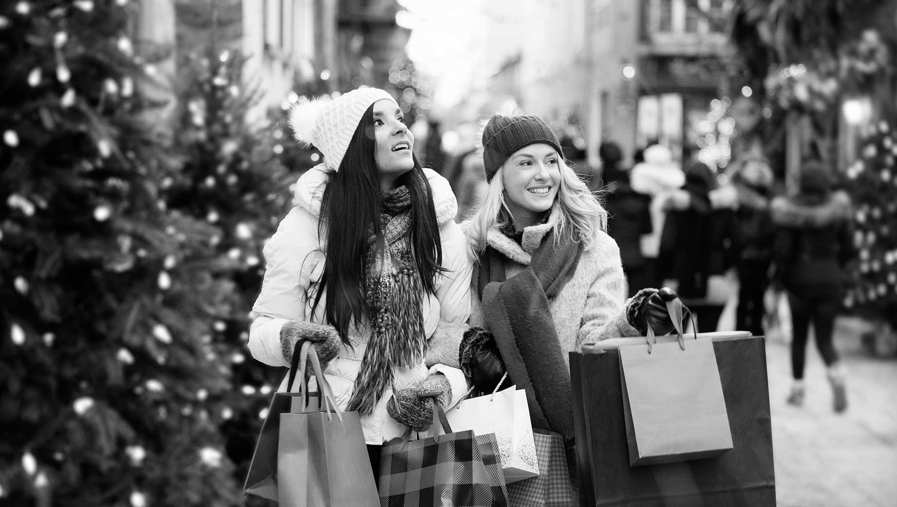 Christmas Spending Intentions Remain Strong