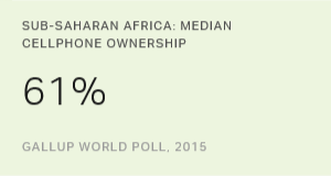 Disparities in Cellphone Ownership Pose Challenges in Africa
