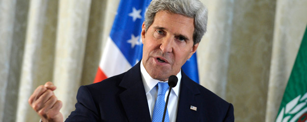 Americans Laud Kerry's Efforts as Secretary of State
