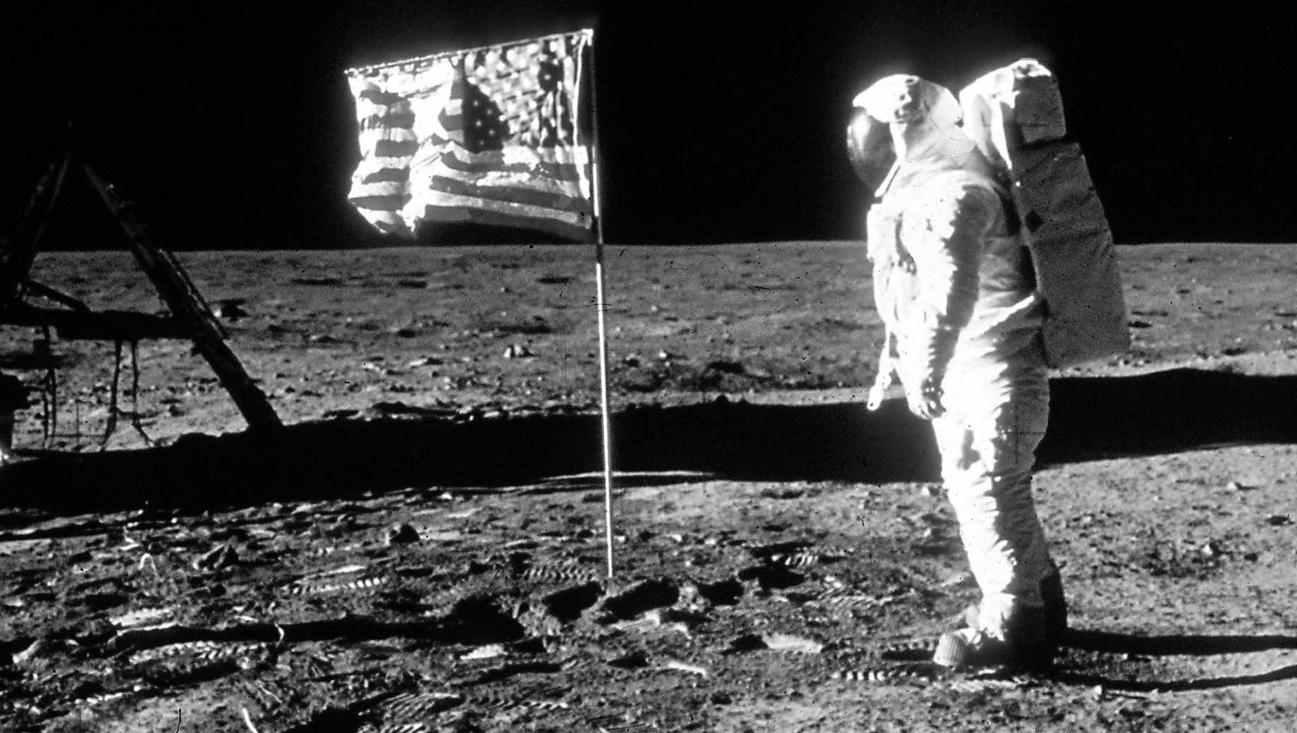 50 Years After Moon Landing, Support for Space Program High