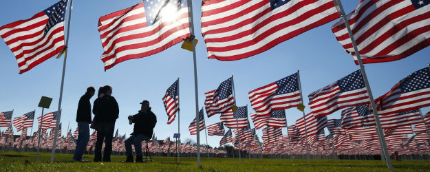Americans Less Satisfied With Freedom