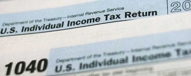 More Than Half of Americans Say Federal Taxes Too High