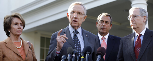Congress Approval Remains at 18% During Fiscal Cliff Debate