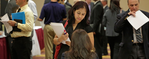 U.S. Job Creation Best in Five Years