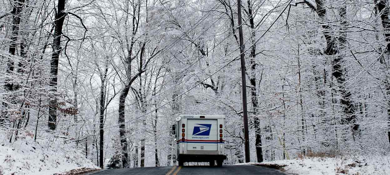 Americans Rate Postal Service Highest of 13 Major Agencies