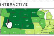 interactive map to explore complete state data