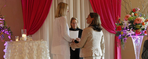 Same-Sex Marriage Support Reaches New High at 55%