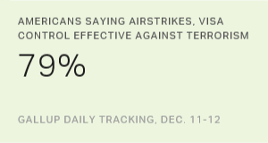 Anti-Terror: Visa Control, Airstrikes Seen as Most Effective