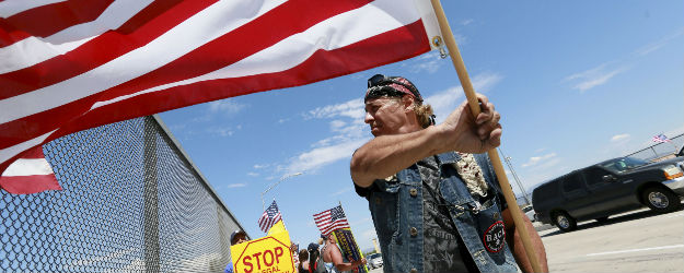 Republicans More Focused on Immigration as Top Problem