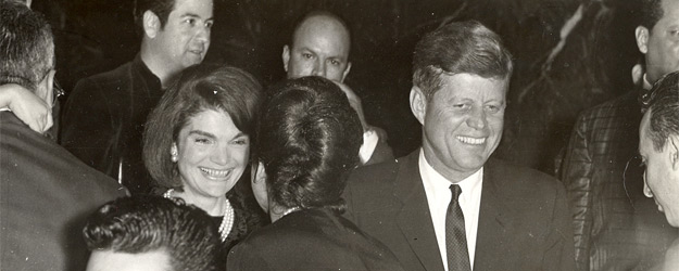 Americans Rate JFK as Top Modern President
