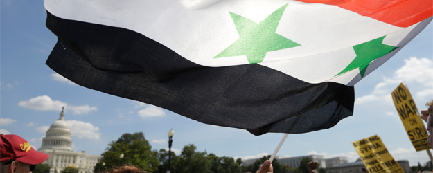 In U.S., Syria Emerges as a Top Problem, but Trails Economy