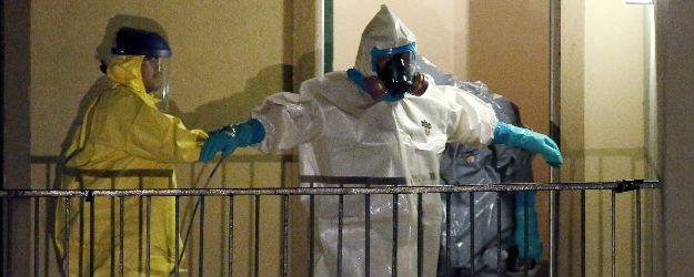 One-Fifth of Americans Worry About Getting Ebola